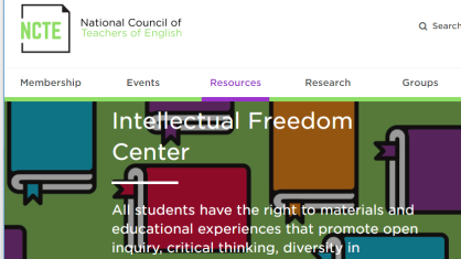intellectual freedom center
