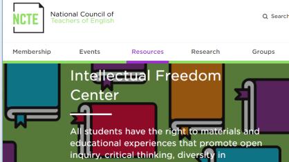 intellectual freedom center
