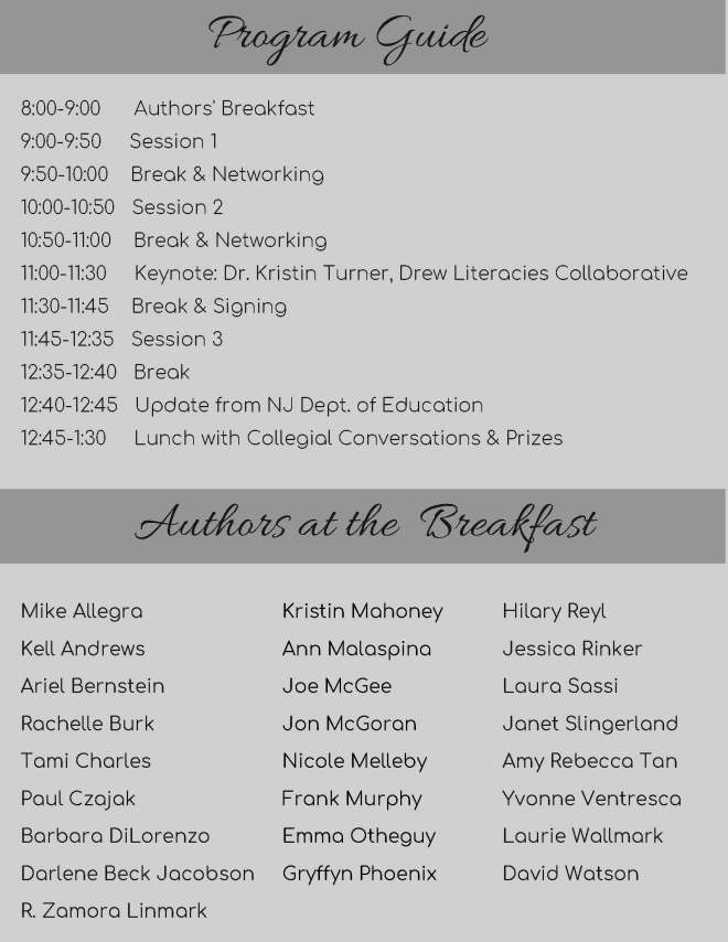 2019 Fall Conference Brochure with Authors _Page_2